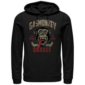 Gas Monkey Garage Framed Black Pullover Hoodie 正規品...