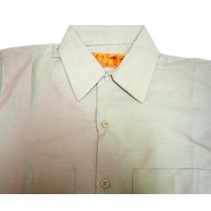 レッドキャップ REDKAP ワークシャツ ライトタン Tan|mumbles