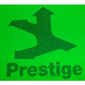 プレステージ Tシャツ Prestige 緑 正規品 コンコード ジャズ CONCORD JAZZ|mumbles