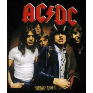 AC/DC Tシャツ エーシーディーシ...