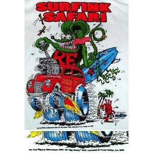 ラット フィンク Tシャツ Rat Fink SAFARI USA正規品|mumbles