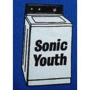 ソニック・ユース ロンパース Sonic Youth Washing Machine 正規品 ロックTシャツ バンドTシャツ mumbles