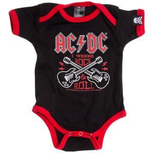 AC/DC エーシーディーシー ロンパース 正規品 ACDC mumbles