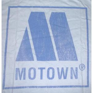 モータウン Tシャツ MOTOWN 水色 正規品|mumbles