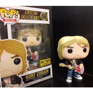 カート コバーン フィギュア Kurt Cobain Pop Rock HOT TOPIC 限定版!! FUNKO ニルヴァーナ NIRVANA|mumbles