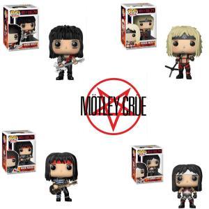 モトリー クルー フィギュア Motley Crue Pop! Rocks FUNKO|mumbles
