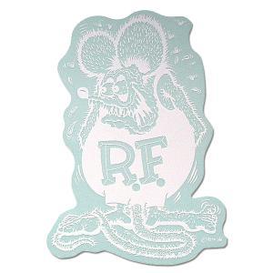 ラットフィンク RATFINK ステッカー L 黒 or 白 雑貨|mumbles