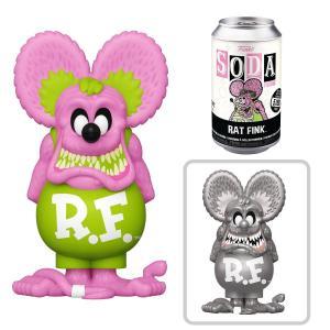 ラットフィンク RATFINK 首振り Wacky Wobbler メタリックレッド 限定品 FUNKO|mumbles
