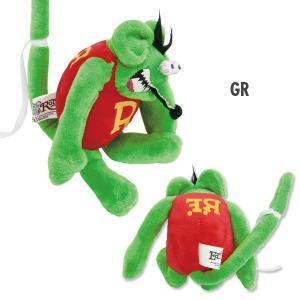ラット フィンク マグネティック プラッシュ Rat Fink ぬいぐるみ 緑 グリーン! 正規品 ドール TOY|mumbles