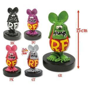ラット フィンク ボビングドール RAT FINK - L レジン製フィギュア|mumbles