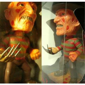 エルム街の悪夢 Freddy フレディ Wacky Wobbler - FUNKO 首振り人形|mumbles
