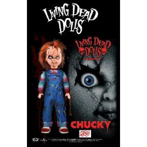 Living Dead Dolls CHUCKY チャッキー リヴィング・デッド・ドールズ フィギュア MEZCO mumbles