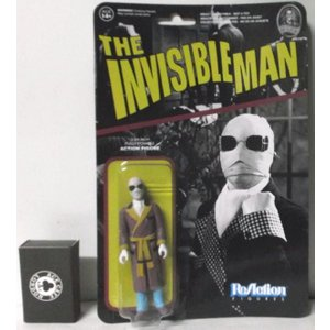 透明人間 The INVISIBLE MAN Re Action - フィギュア FUNKO Universal Monsters 人形|mumbles