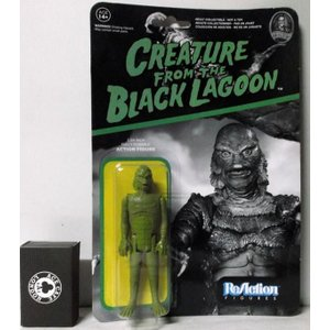 大アマゾンの半魚人 Creature From The Black Lagoon ギルマンRe Action - フィギュア FUNKO Universal Monsters 人形|mumbles