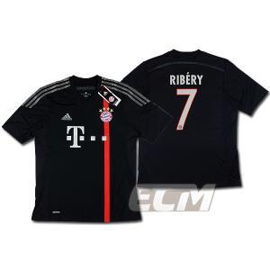 【予約ECM32】バイエルンミュンヘン  サード 半袖 7番 リベリー【14-15/ブンデスリーガ/Ribery/サッカー/ユニフォーム】|mundial