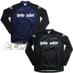 【GOL2016SS】Goleador G1801 ラインプラクティスTシャツ【ゴレアドール/フットサル/サッカー/トレーニング】ネコポス対応可能|mundial