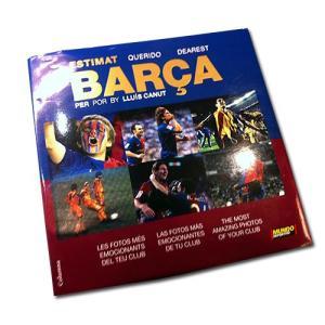 "FCバルセロナ 歴史写真集 ""Barca""【リーガエスパニョーラ/FCバルセロナ/BARCELONA/メッシ】 mundial"