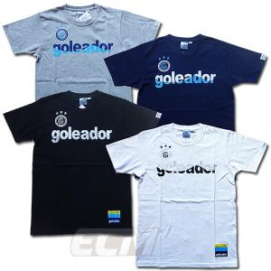 【GOL2016SS】Goleador G1308 Rei Do Campo Tシャツ【ゴレアドール/フットサル/サッカー】ネコポス対応可能 GOL06|mundial