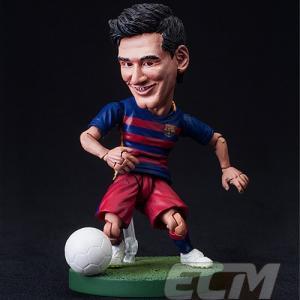 FCバルセロナオフィシャルグッズTOYS ROCKA! FCバルセロナ メッシ、ネイマール、スアレス、イニエスタ フィギュア【サッカー/FC Barcelona/Messi/Suarez/Neymar/|mundial|03
