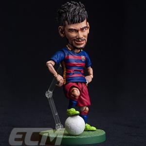 FCバルセロナオフィシャルグッズTOYS ROCKA! FCバルセロナ メッシ、ネイマール、スアレス、イニエスタ フィギュア【サッカー/FC Barcelona/Messi/Suarez/Neymar/|mundial|04