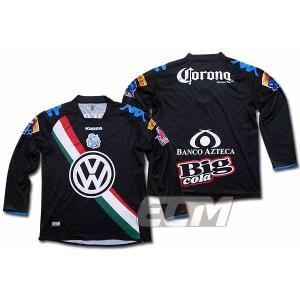【SALE】プエブラFC アウェイ 長袖【KAPPA/2011/Puebla/メキシコリーグ/サッカー】0825 mundial