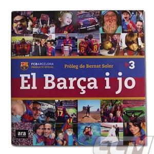 """【予約ECM14】FCバルセロナ 写真集 """"EL BARCA I JO""""【リーガエスパニョーラ/FCバルセロナ/BARCELONA/メッシ/ネイマール/サッカー】ECM14 mundial"""