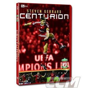 【サッカー リバプール】【国内未発売】スティーブン・ジェラード DVD