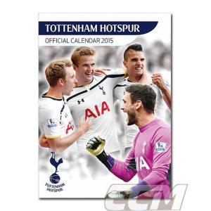 【SALE80%OFF】トットナム 2015 A3壁掛けカレンダー【プレミアリーグ/Tottenham/スパーズ/サッカー】|mundial