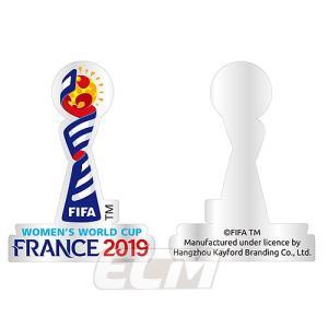 FIFA 女子ワールドカップ 2015 カナダ大会 トロフィーピンズ【FIFA公式ライセンス/サッカー/なでしこジャパン/World Cup/日本代表】WWC01 mundial