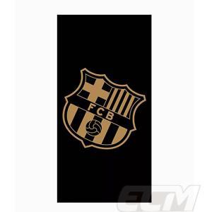 【予約ECM25】FCバルセロナ オフィシャル ビーチタオル(PT)【寝具/インテリア/スペインリーグ/サッカー/Barcelona/バスタオル】 mundial