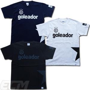 【GOL2016SS】Goleador G1841 ボーダープラクティスTシャツ【ゴレアドール/フットサル/サッカー/トレーニング】ネコポス対応可能|mundial