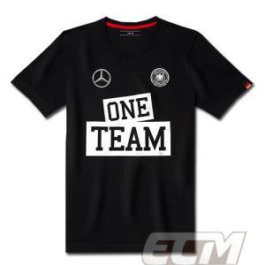 【国内未発売】ドイツ代表 x メルセデス・ベンツ社 コラボTシャツ