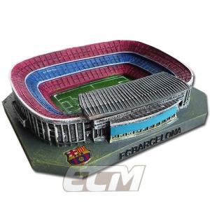 【国内未発売】FCバルセロナ オフィシャルグッズ カンプ・ノウ スタジアム模型 Mサイズ【FC BARCELNA/スペインリーグ/メッシ/ネイマール】ECM14|mundial