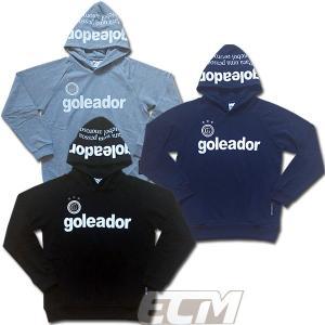 【サッカー ゴレアドール】【GOL2017AW】Goleador G2102 スウェットパーカー ジュニア用|mundial