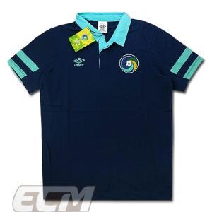 【サッカー ユニフォーム】【予約ECM32】【国内未発売】 ニューヨーク・コスモス ビンテージポロシャツ ネイビー 330 mundial