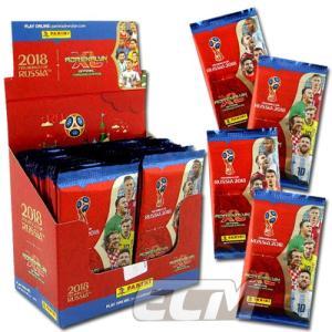 【サッカー ワールドカップ2018】【WCR01】PANINI Adrenalyn XL World Cup Russia 2018 公式 トレーディングカード