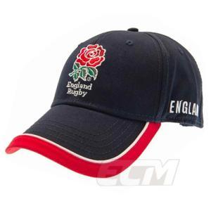 【国内未発売】ENGR19イングランド代表  RFU ラグビー ベースボール キャップ【サッカー/England/応援グッズ/ワールドカップ/帽子】ECM12