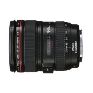 Canon 標準ズームレンズ EF24-105mm F4L IS USM フルサイズ対応  キャノン 白箱タイプ|mura