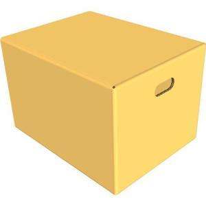 ダンボール箱(手穴付)コンピュータ用紙用 10枚セット W-L(送料無料)|muraishiki