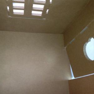 ダンボールハウスmini 3層強化段ボール(送料無料)キッズハウス|muraishiki|04