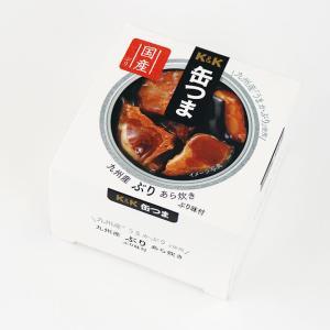 K&K 国分 缶詰 缶つまプレミアム 九州 ぶりあら炊き 150g缶 5,500円以上送料無料-|murakami-ya
