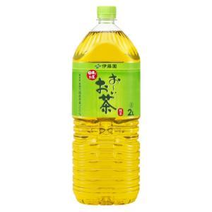 【2ケースセット 送料無料】伊藤園 おーいお茶 緑茶 2LPET(6本入×2ケース)
