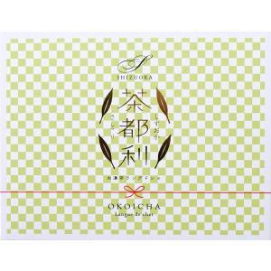 静岡 お濃茶ラングドシャ「茶都利(さとり)」10枚入|muranoeki