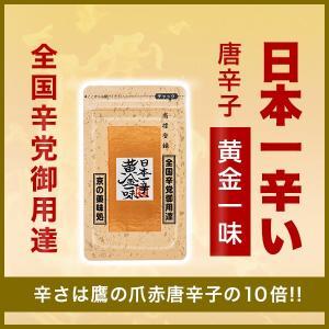 全国辛党御用達 京の薬味処 日本一辛い黄金一味(小袋9g)|muranoeki