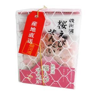 駿河湾の桜えびせんべい14枚|muranoeki