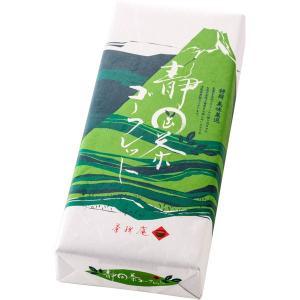 【静岡土産】静岡茶ゴーフレット 12枚入 muranoeki