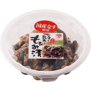 国産なす使用「なすと昆布のもろみ漬」 130g|muranoeki