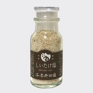 千年井田塩 合わせ塩 しいたけ塩40g|muranoeki