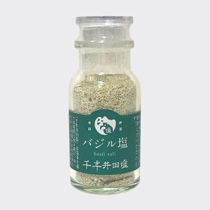 千年井田塩 合わせ塩 バジル塩38g|muranoeki