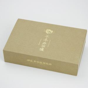 敬老の日 プレゼント 伊豆井田塩 千年井田塩5本セット muranoeki